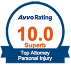 Lerner & Rowe Avvo Rating
