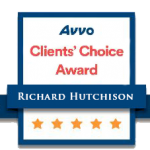 richard hutchison avvo clients choice