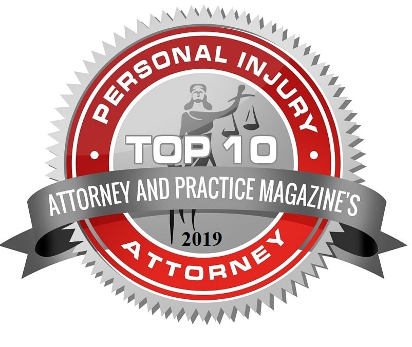 Top 10 Personal Injury Attorneys