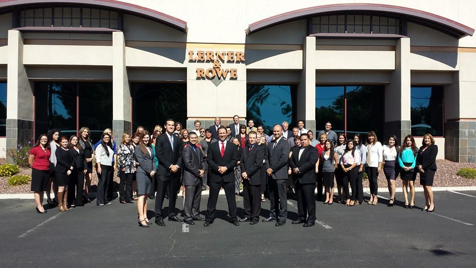 Lerner and Rowe Injury Attorneys Team Members