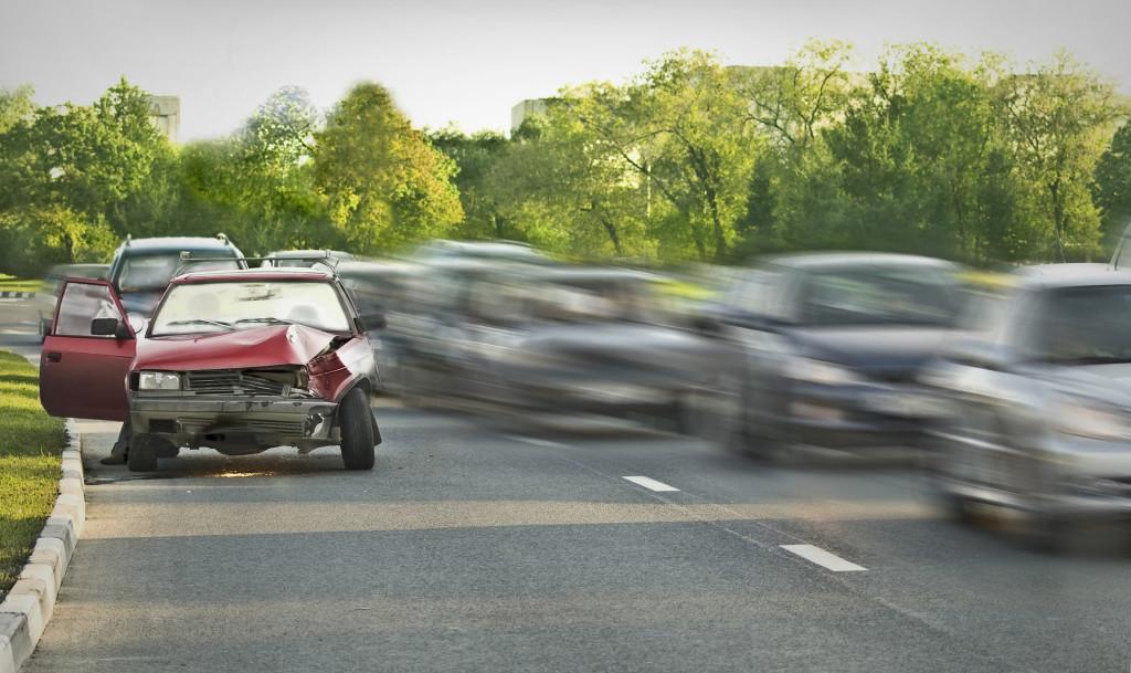 Phoenix car crashes