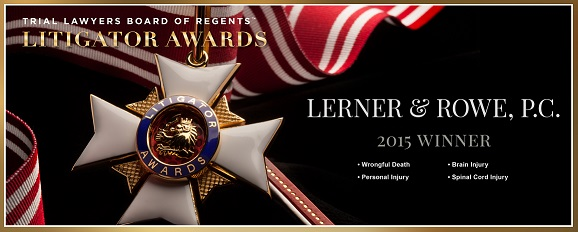 LR Litigator Award Banner