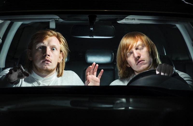 Sleepy Drivers on Arizona Roads