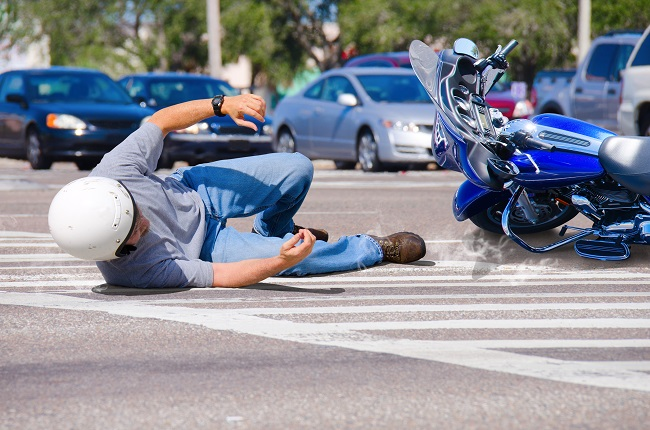 Motorcycle Accident in Phoenix