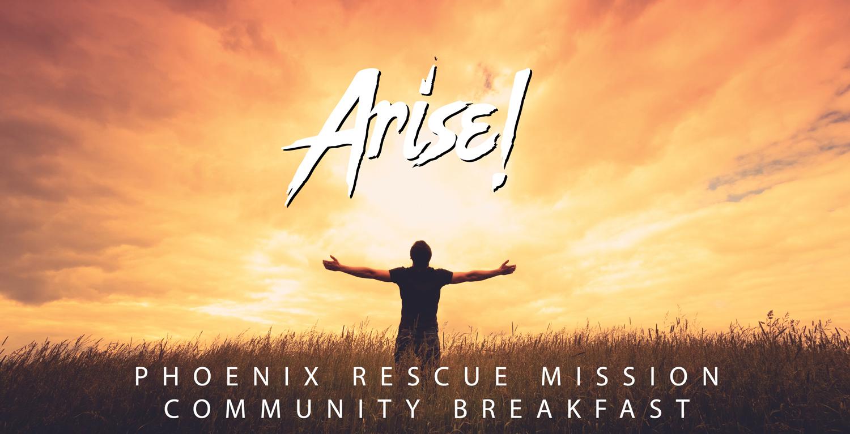 PRM Arise Community Breakfast