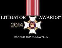 Litigator Awards 2014