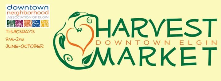 Downtown Elgin Harvest Market Sponsors