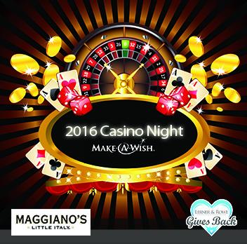 make a wish casino night 2016