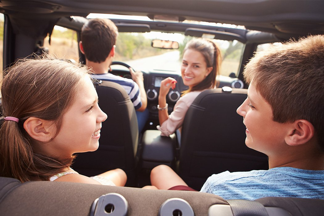 Distracted Driving Avoidance Tips for Families