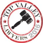 North Valley Magazine Top Lawyers Guide