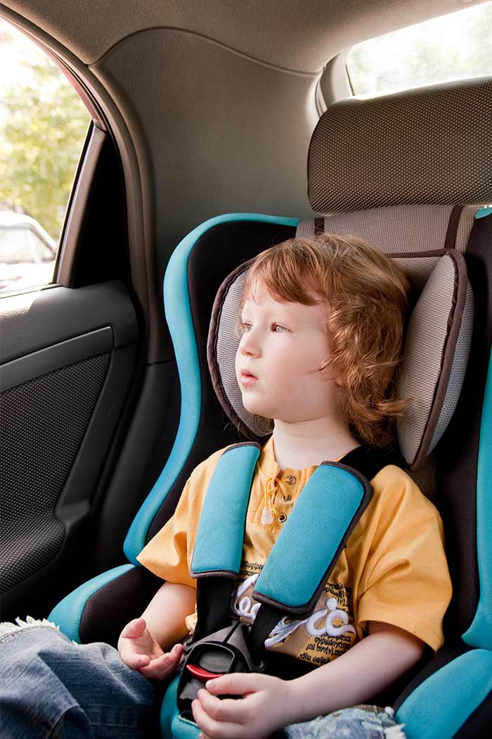 Car Seat Helps Keep Kids Safe In Car Accidents Phoenix