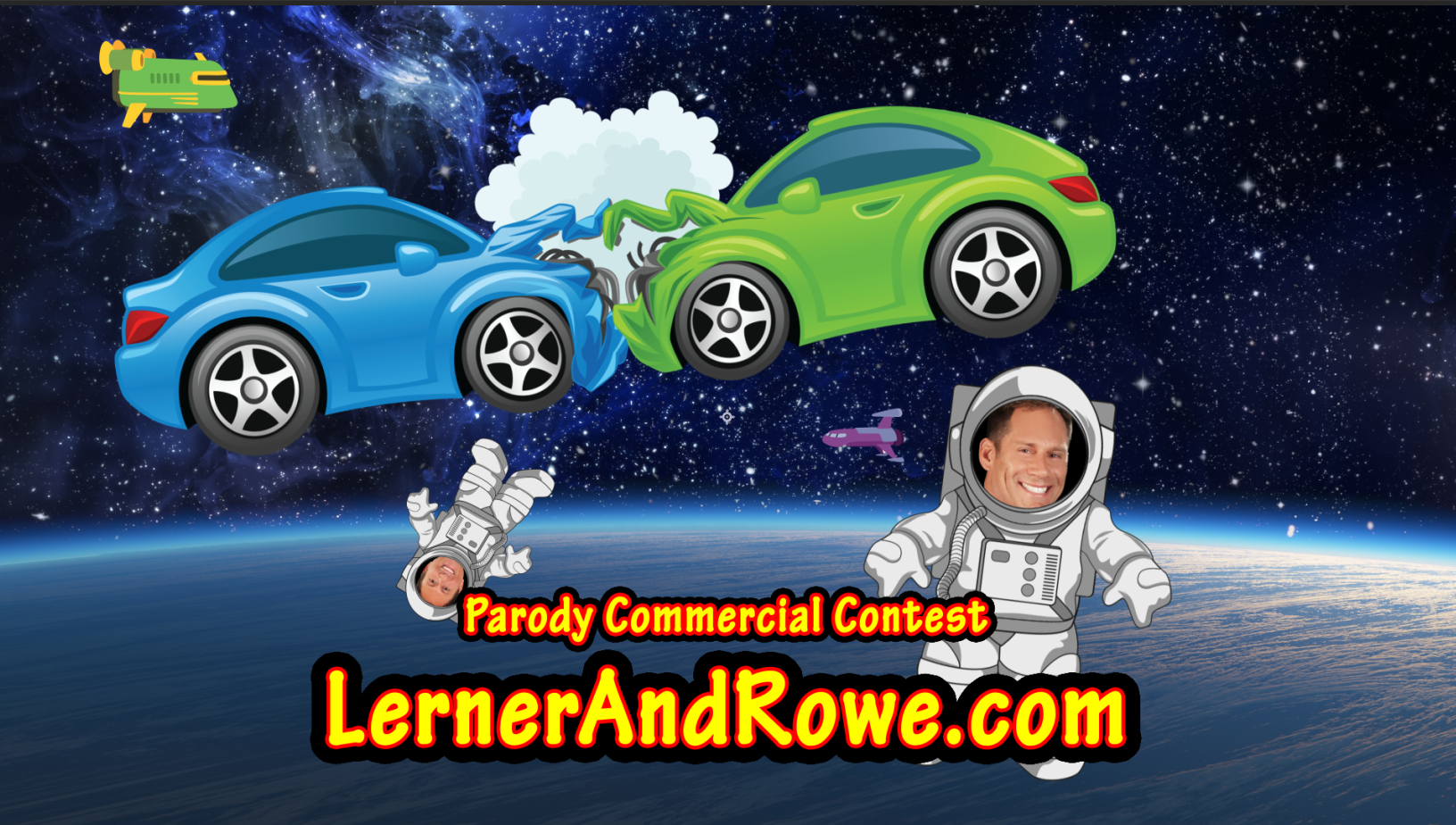 Lerner and Rowe 2016 Video Parody Contest