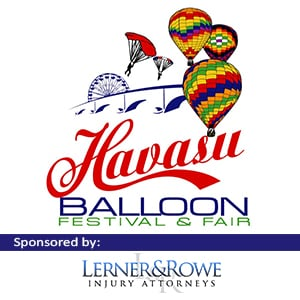 Event Sponsors | 2017 Havasu Balloon Festival & Fair