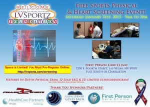 Heart Screening and Sports Physical