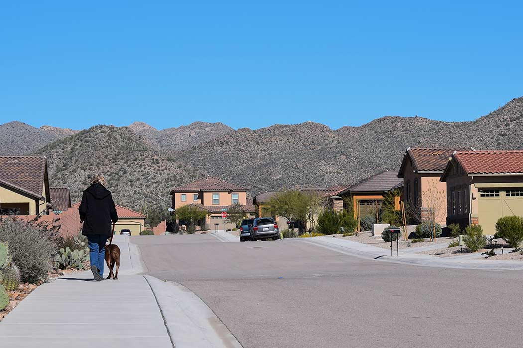 Tucson Neighborhood Walkability Tests