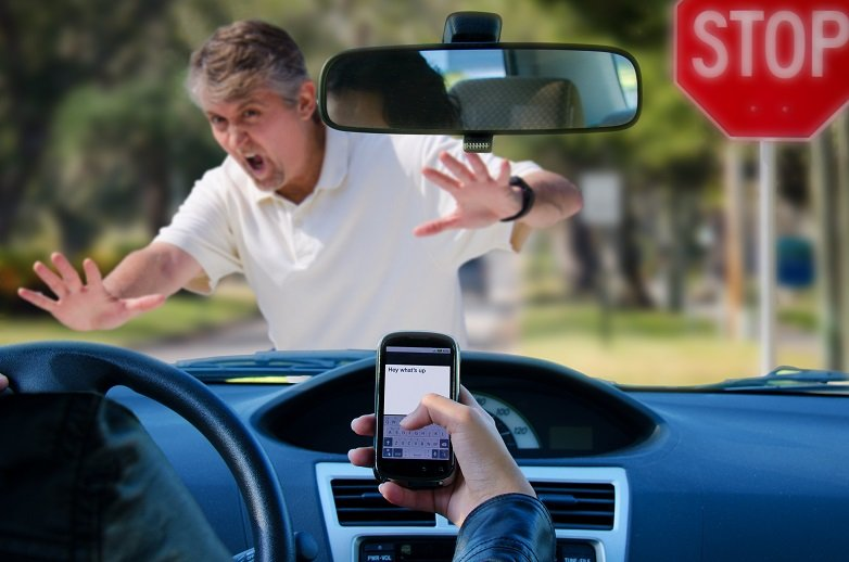 Despite the known dangers of distracted driving, cell phone use while driving is still prevalant and causes billions of dollars of damage every year
