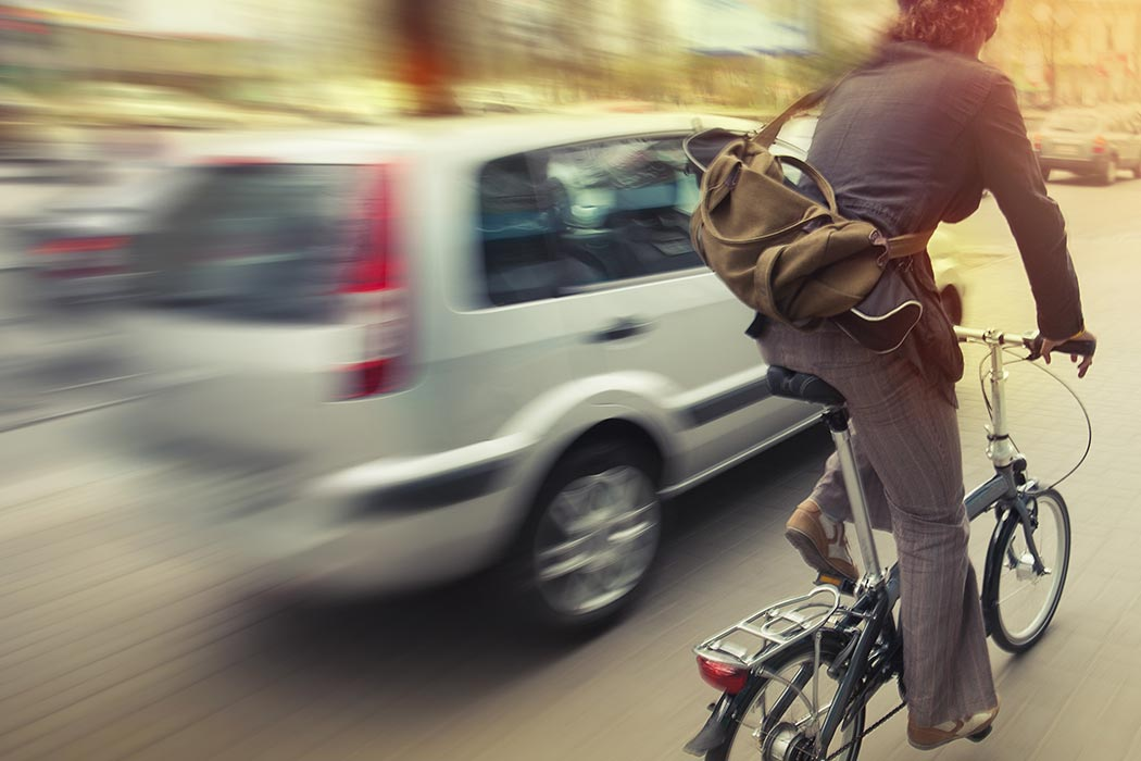 Prevent Bike Crashes & Injuries