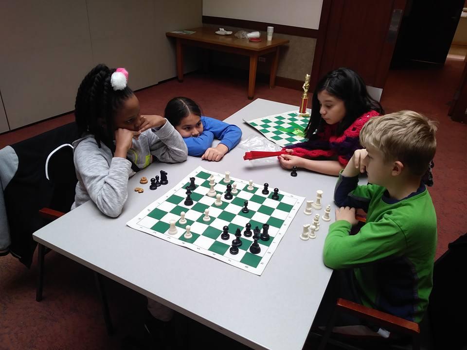 The Maywood Chess Club