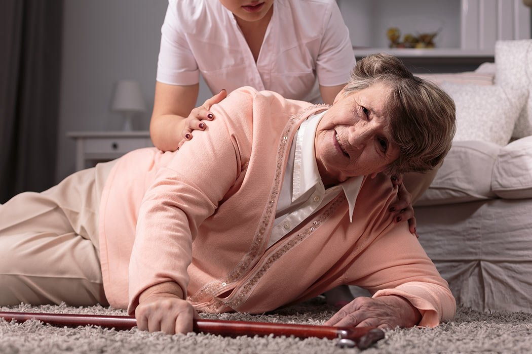 Tips to Keep Your Elderly Mom Safe from Falls
