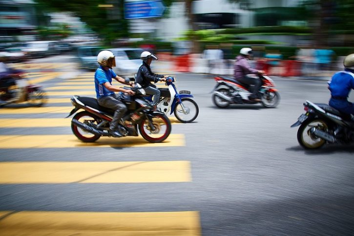 Why Most Illinois Motorcycle Accidents Happen in Intersections