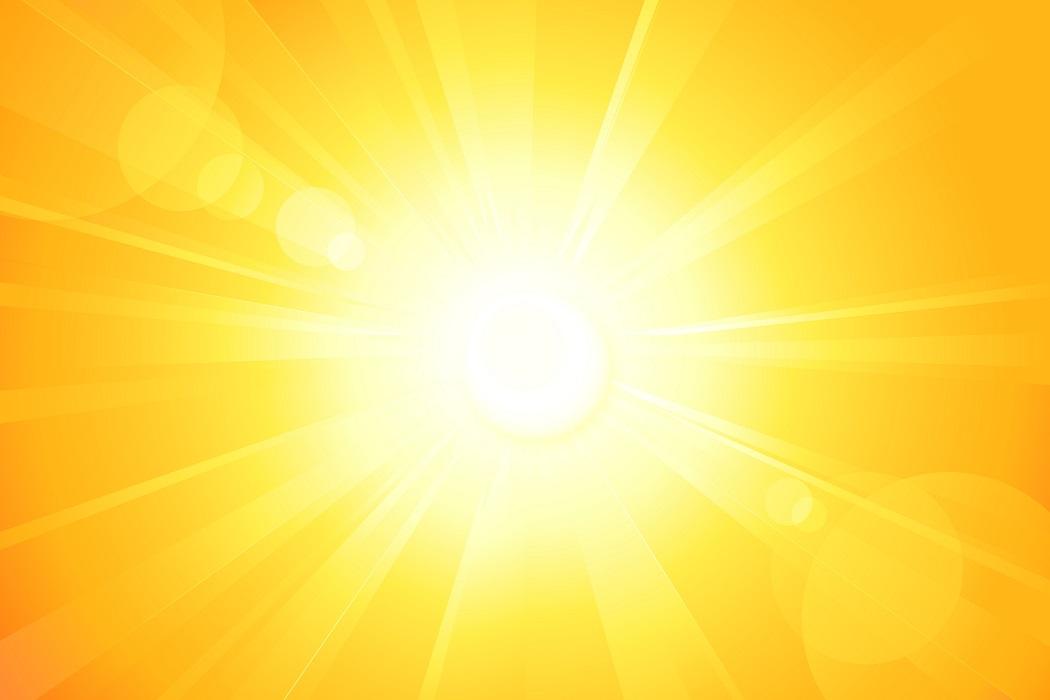 Sun Shinning