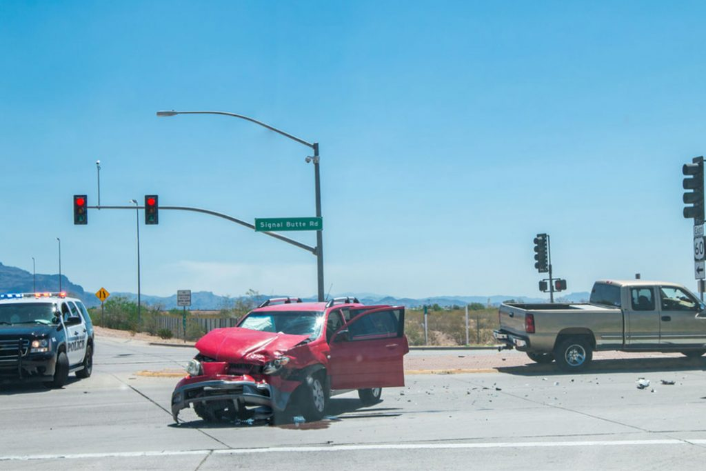 Intersection Accident Lawyers in AZ & NM