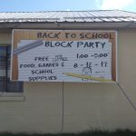 Back to School Block Party 2