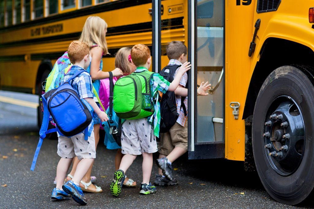 Tucson Bus-related Child Pedestrian Accidents & Injuries