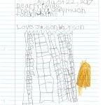 Student Thank you For Miller Elementary School #10