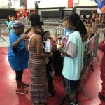 Las Vegas Champion Center Back to School Event