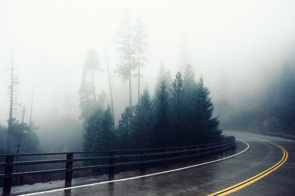 Safety tips for driving through fog in las vegas
