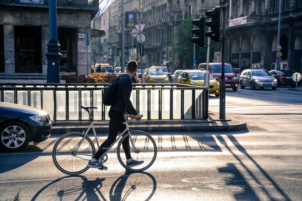 Benefits of bike friendly suburbs in las vegas