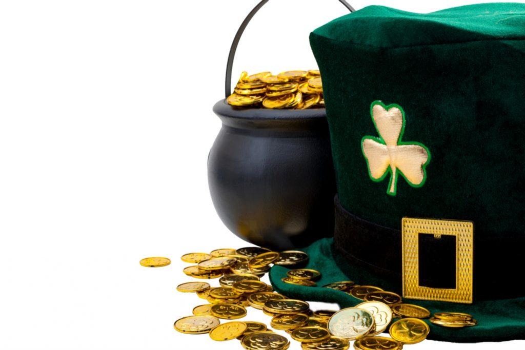 GLIA St. Patrick's Day Giveaway