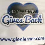Banner Glen Lerner Gives Back