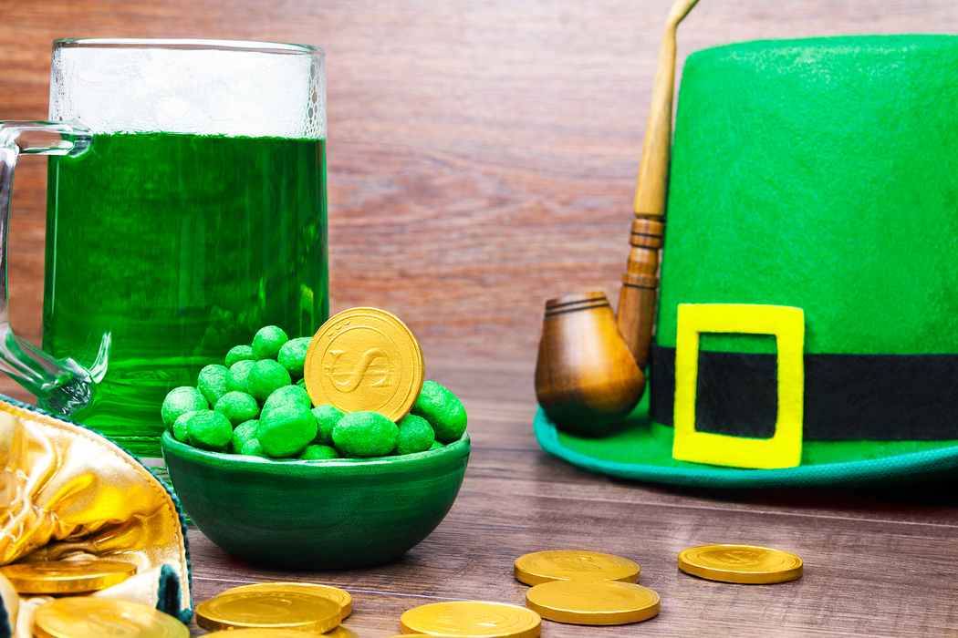 St Patrick's Day Giveaway contest