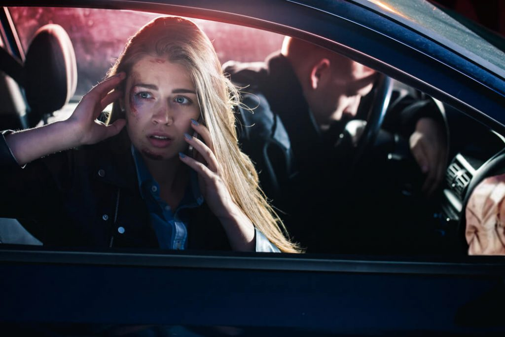 Abogado de Lesiones de Pasajero  Accidente de Auto
