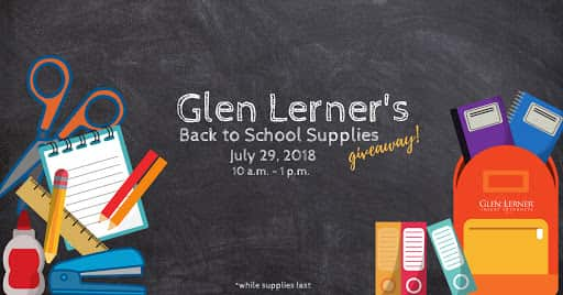 Pahrump Back-to-school giveaway