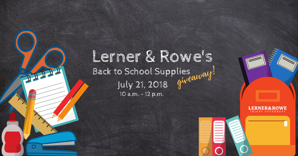 Lerner and Rowe Phoenix Backpack Giveaway