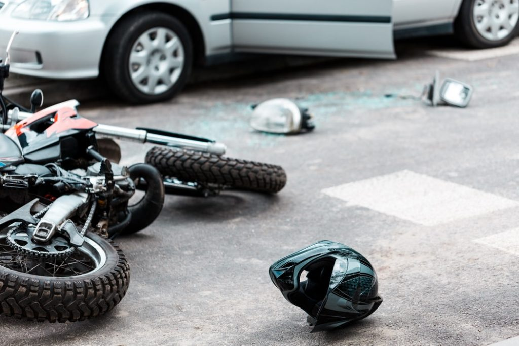 Las Vegas motorcycle injuries