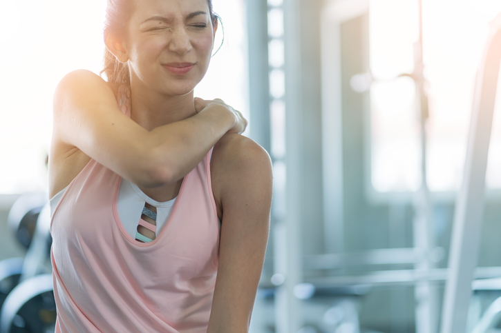 5 Gym Safety Tips to start the New Year's off Right!