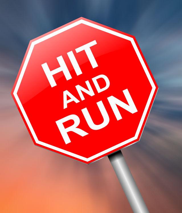 hit and run crash
