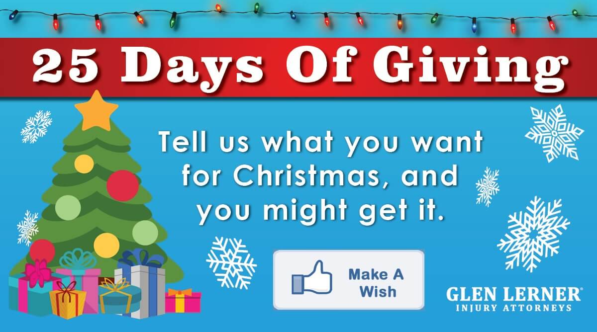 2018 25 Days of Giving Contest