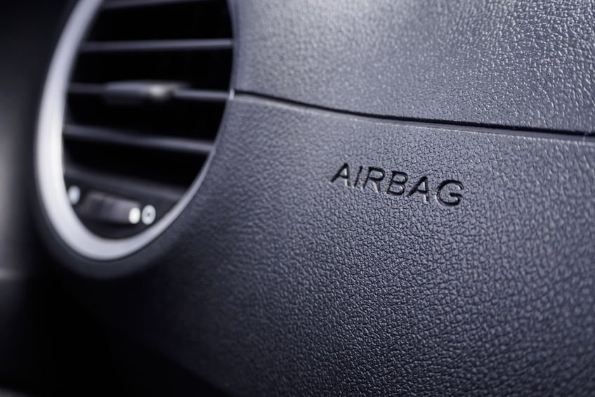 personal injury caused by airbags