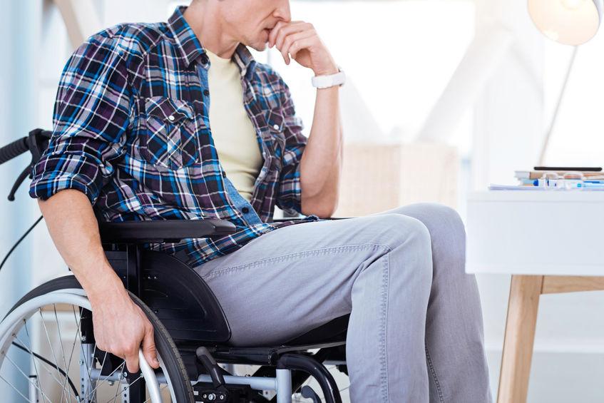 Paralysis attorney