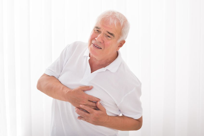 Uloric heart attack