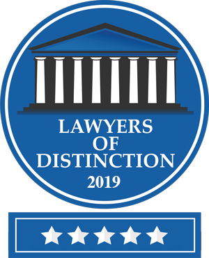 2019 Lawyers of Distinction