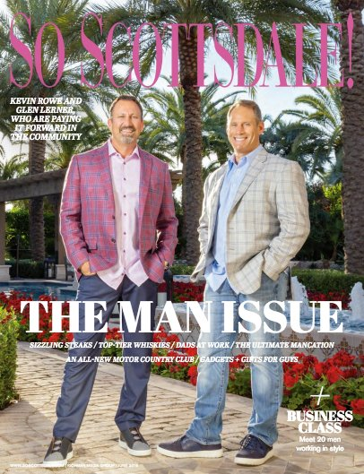 So Scottsdale: The Man Issue 2019