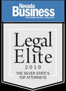 Legal Elite 2019 Badge