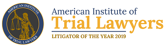 American Institute of Trial Lawyers - Award 2019