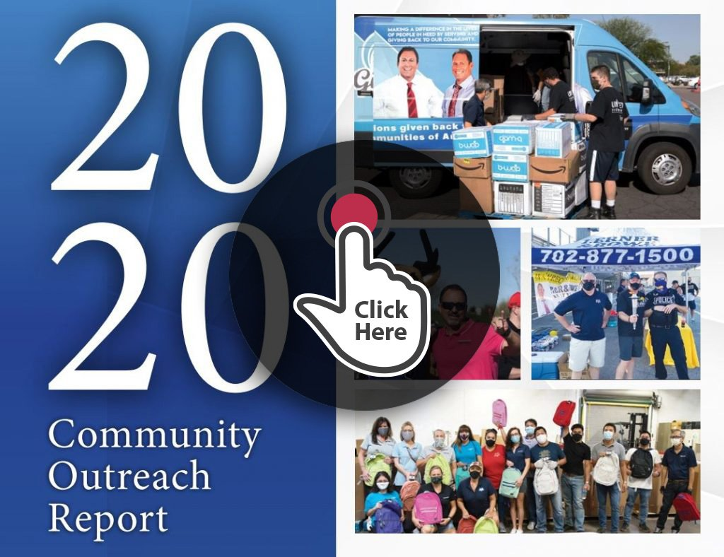 Lerner and Rowe Community Outreach Report 2019